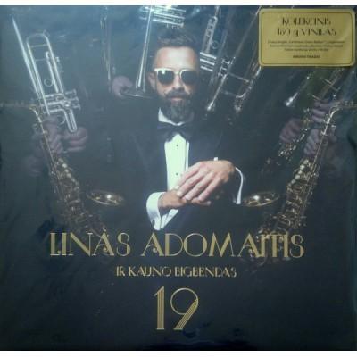 ADOMAITIS LINAS: 19 LP