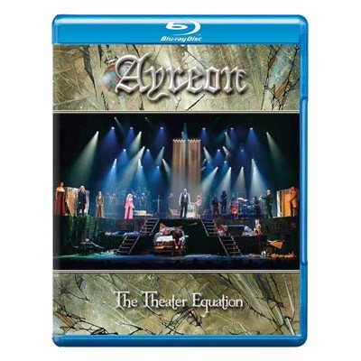 AYREON: THEATER EQUATION...