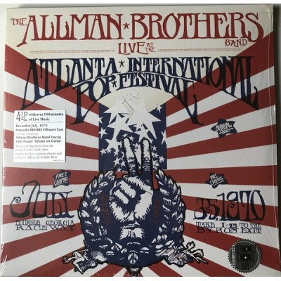ALLMAN BROTHERS: LIVE AT...
