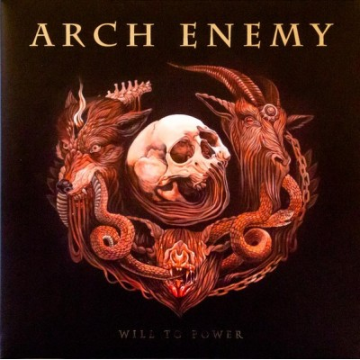 ARCH ENEMY: WILL TO POWER 2LP