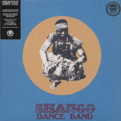 SHANGO DANCE BAND: SHANGO...