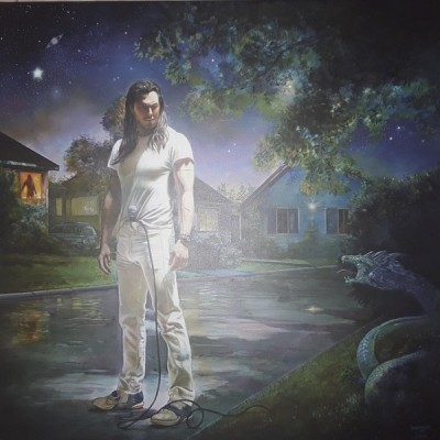 ANDREW W.K.: YOU'RE NOT...