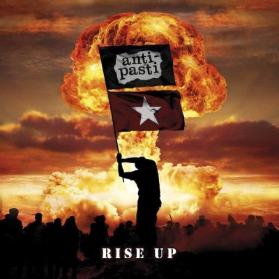 ANTI PASTI: RISE UP CD dgp