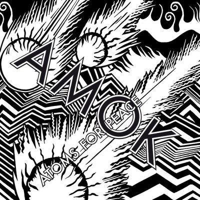ATOMS FOR PEACE: AMOK 2LP