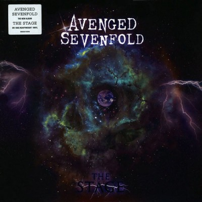 AVENGED SEVENFOLD: STAGE 2LP