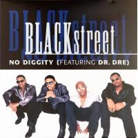 BLACKSTREET: NO DIGGITY RSD 2017 12in
