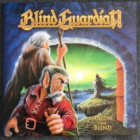 BLIND GUARDIAN: FOLLOW THE BLIND LP