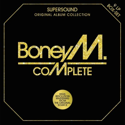BONEY M: COMPLETE (ORIGINAL...