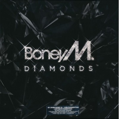 BONEY M: DIAMONDS BOX...