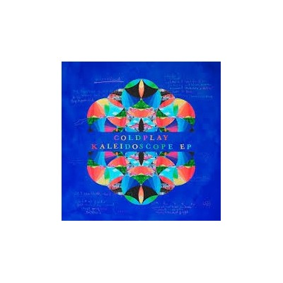 COLDPLAY: KALEIDOSCOPE - 12in