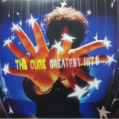 CURE: GREATEST HITS 2LP