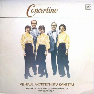 Concertino: Vilniaus...