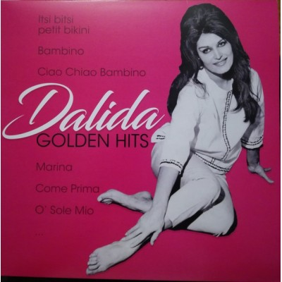DALIDA: GOLDEN HITS LP