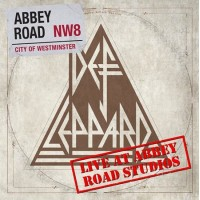 DEF LEPPARD: LIVE FROM ABBEY ROAD (12 SINGLE  RSD2018) LP