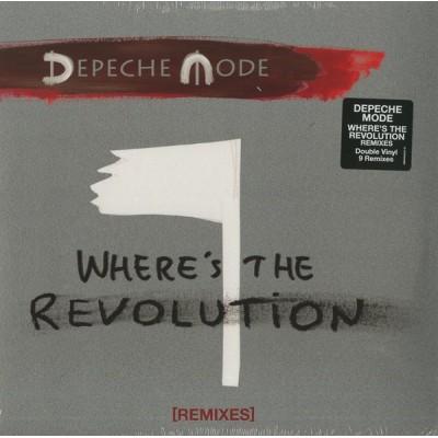 DEPECHE MODE: WHERE'S THE...