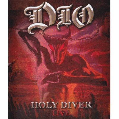 DIO: HOLY DIVER Blu-ray Video
