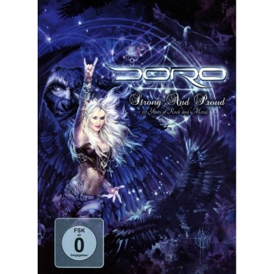 DORO: STRONG AND PROUD 3DVD