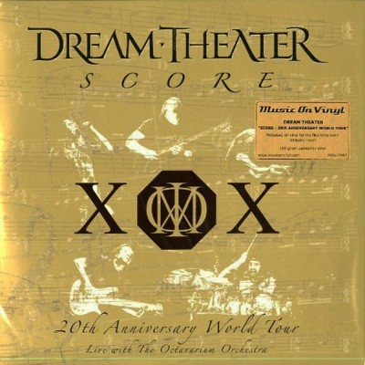 DREAM THEATER: SCORE: 20TH...