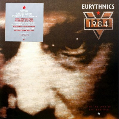 EURYTHMICS: 1984 (COLOURED...