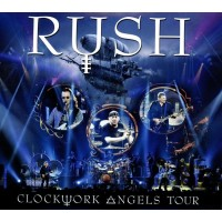 RUSH: CLOCKWORK ANGELS TOUR 3CD