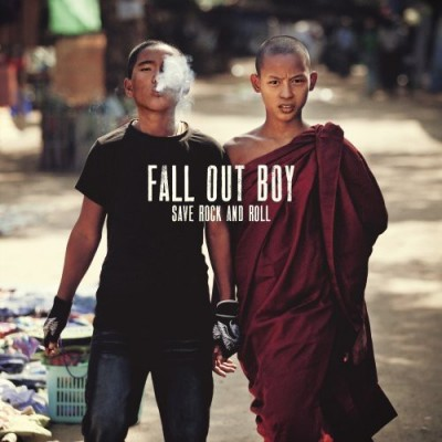 FALL OUT BOY: SAVE ROCK AND...