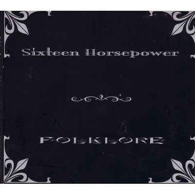 16 HORSEPOWER: FOLKLORE CD dgp