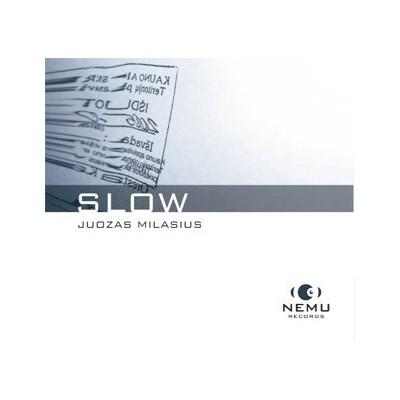 MILAŠIUS JUOZAS: SLOW CD dgp