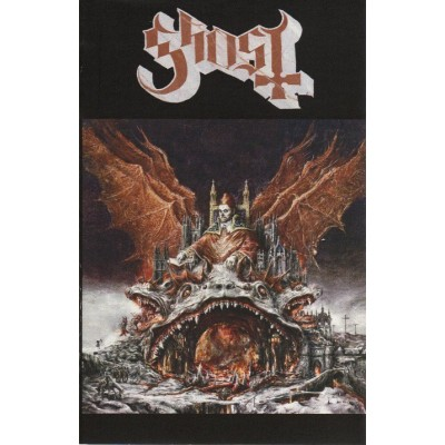 GHOST: PREQUELLE MC
