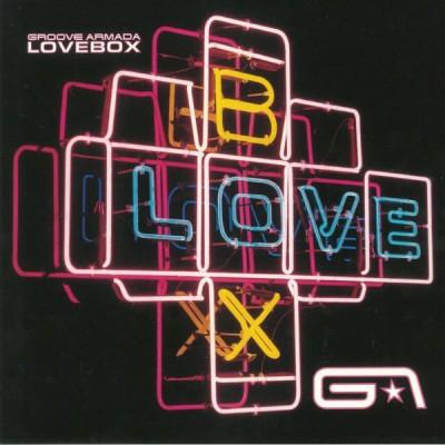 GROOVE ARMADA: LOVEBOX...