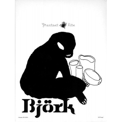 BJORK: GREATEST HITS DVD