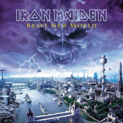 IRON MAIDEN: BRAVE NEW...