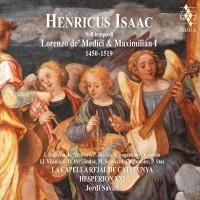 ISAAC H.: LORENZO DE CAPELA REIAL DE CATALUNYA -SACD SACD