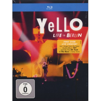 YELLO: LIVE IN BERLIN...