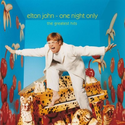 JOHN ELTON: ONE NIGHT ONLY...