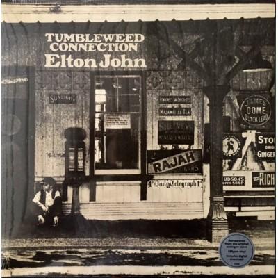 JOHN ELTON: TUMBLEWEED...