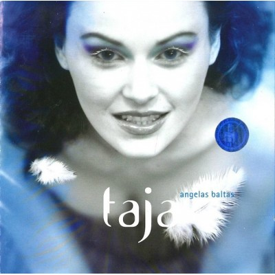 TAJA: ANGELAS BALTAS CD