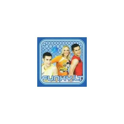 FUNKY: FUNKY.LT CD