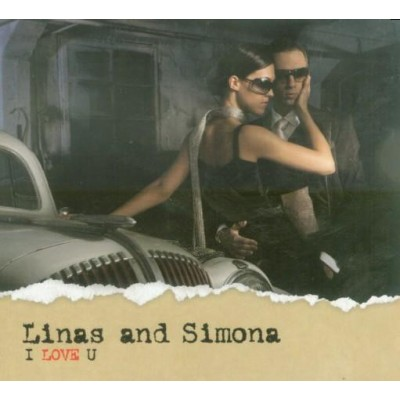 LINAS & SIMONA: I LOVE U CD