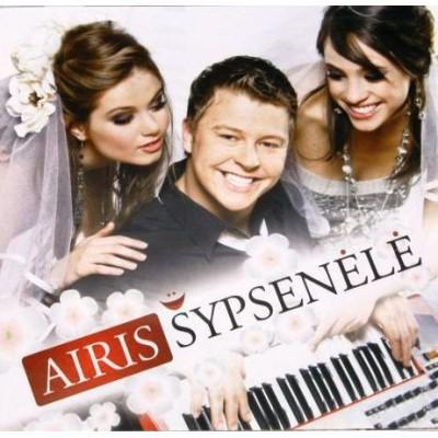 AIRIS: ŠYPSENĖLĖ CD