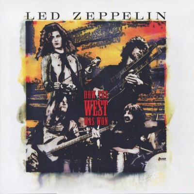 LED ZEPPELIN: HOW THE WEST...