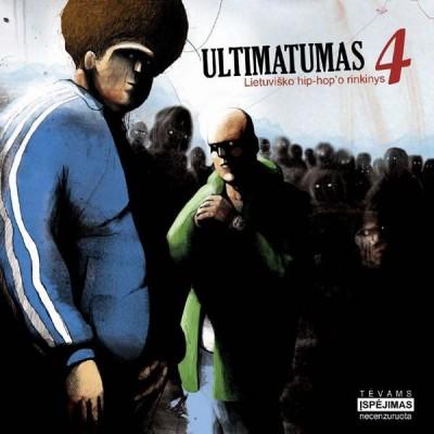 RINKINYS: ULTIMATUMAS 4 2CD