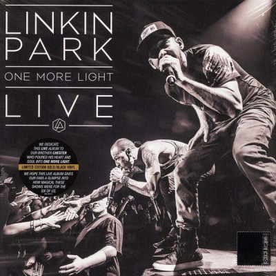 LINKIN PARK: ONE MORE LIGHT...