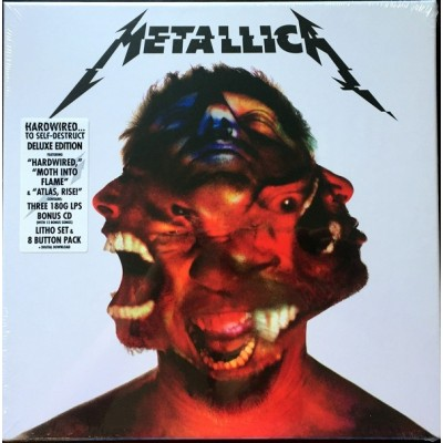 METALLICA: HARDWIRED…TO...