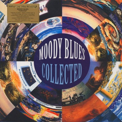 MOODY BLUES: COLLECTED...