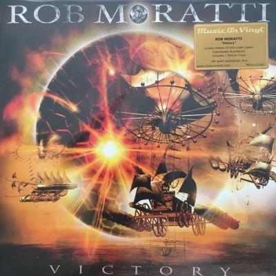 MORATTI ROB: VICTORY...