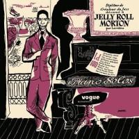 MORTON JELLY ROLL: PIANO SOLOS LP