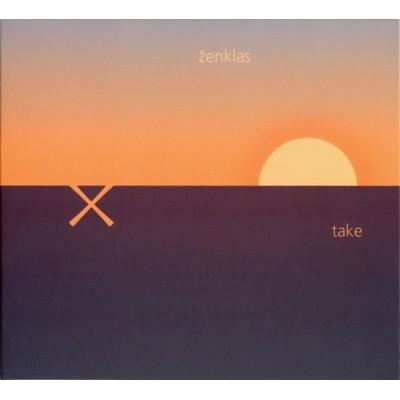 ŽENKLAS X: TAKE CD dgp