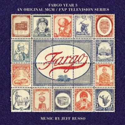 OST: FARGO S.3 -NUMBERED 2LP