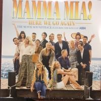 OST: MAMMA MIA! HERE WE GO AGAIN 2LP