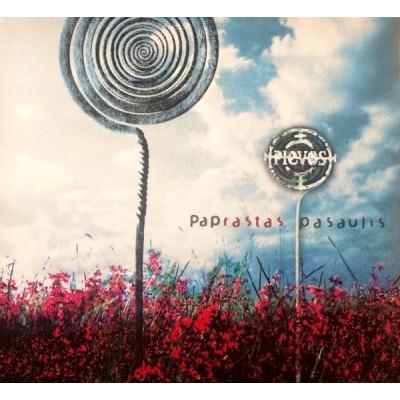 PIEVOS: PAPRASTAS PASAULIS CD